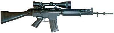 Штурмовая винтовка t65