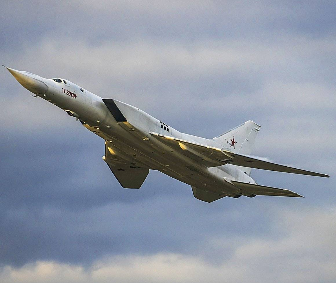 Старый новый самолет: на что способен ту-22м3м