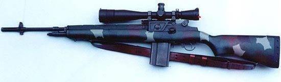 Самозарядная немецкая винтовка оа-15 black label конструкции mil spec