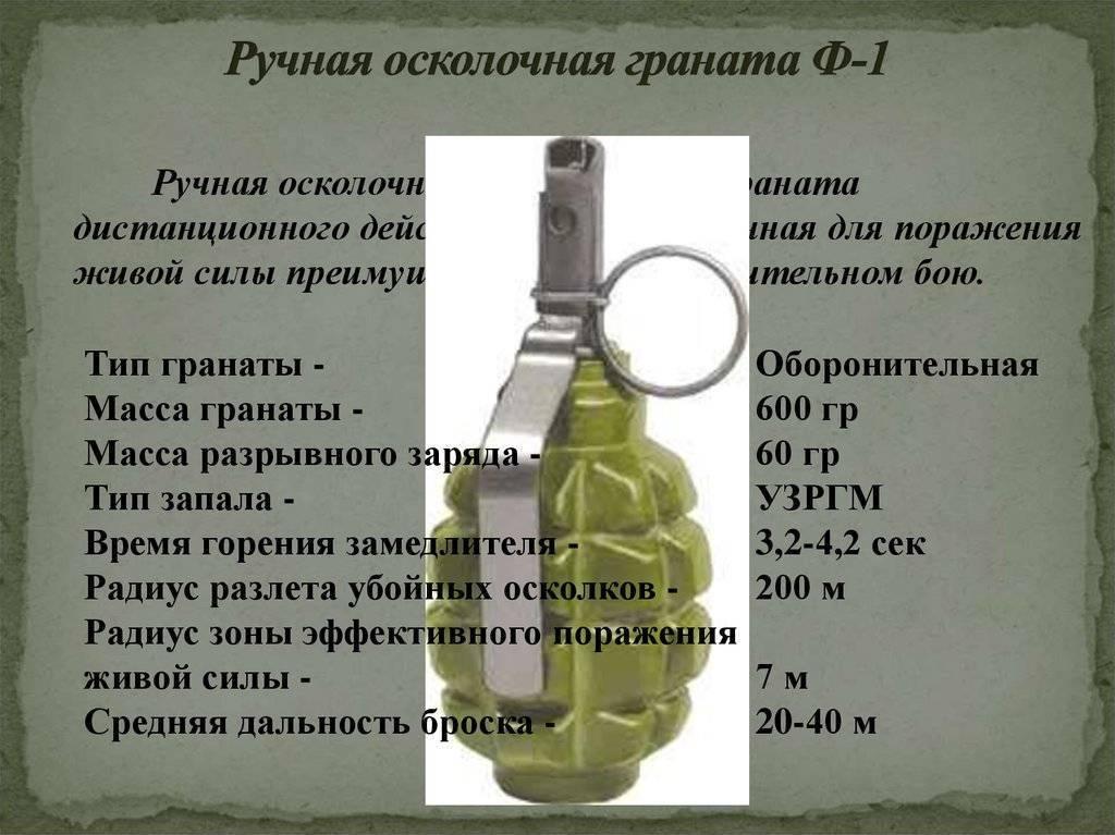 Смерть в кулаке. пять самых необычных ручных гранат в мире - впк.name