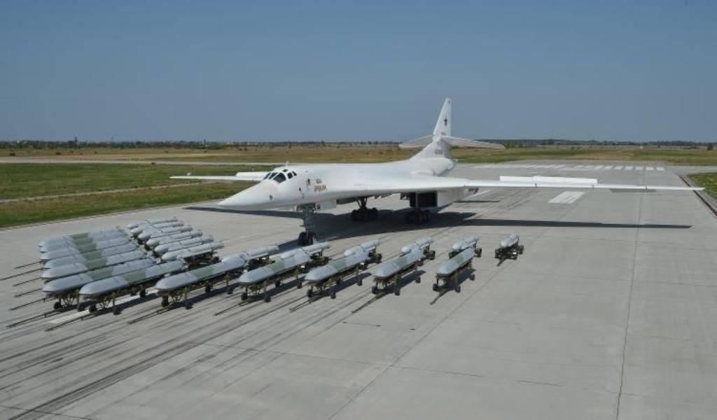 Ту-160: на что способен самый большой бомбардировщик в мире   русская семерка