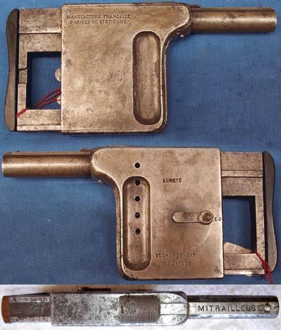 «курок» — пистолеты le francais | история оружейной фирмы.