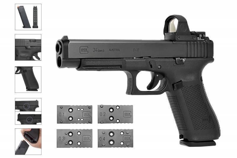Glock 17 gen 3 - отзыв о длительной эксплуатации