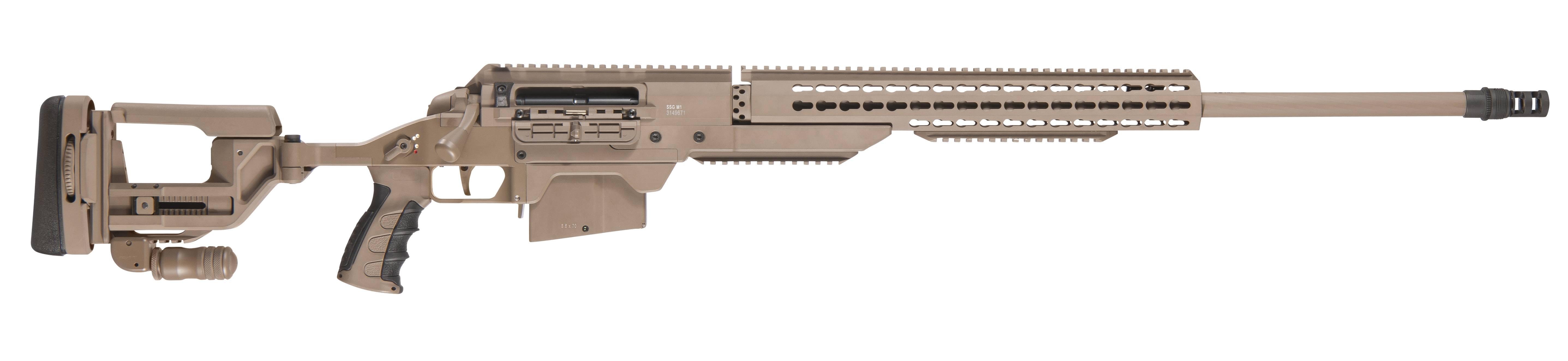 Снайперская винтовка steyr ssg 04 / steyr ssg 04 a1