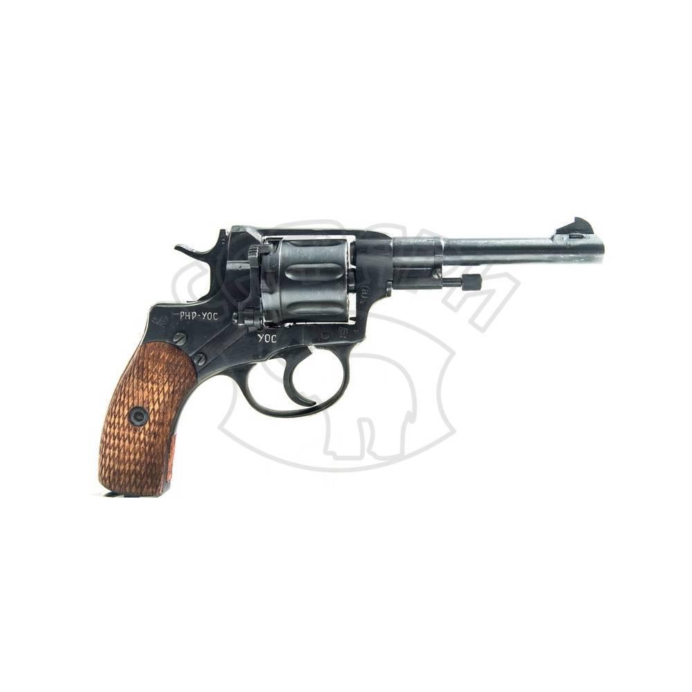 Наган-м револьвер травматический — отзывы, технические характеристики