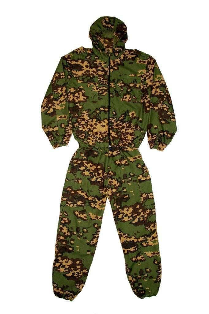 Сине белый камуфляж. зимний и летний камуфляж: как военная одежда прижилась в быту