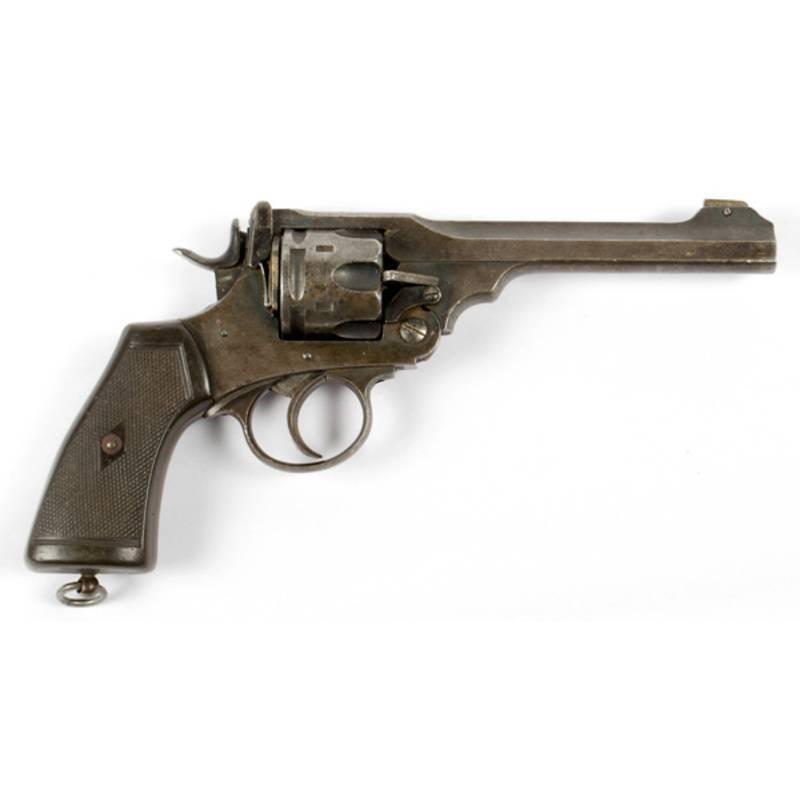 Револьвер webley - webley revolver