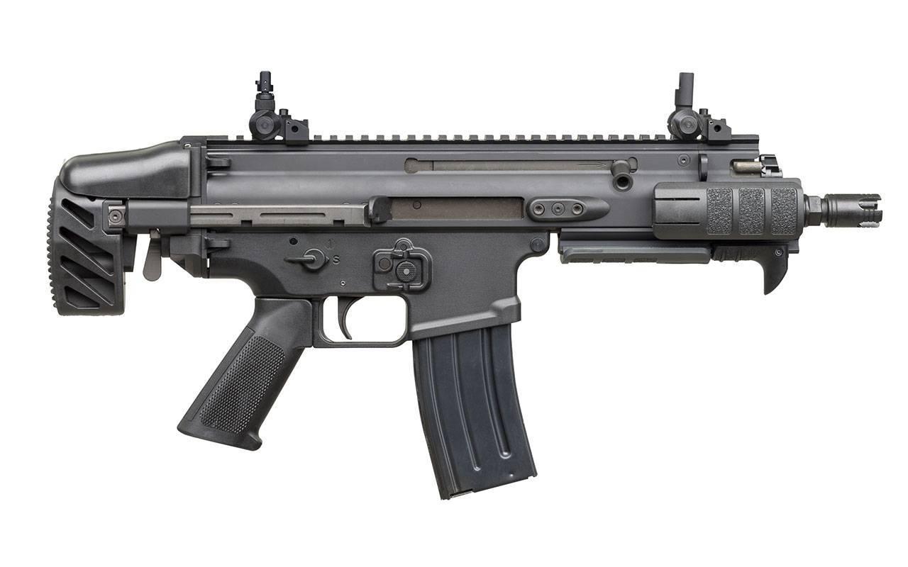 Субкомпактный карабин FN SCAR-SC