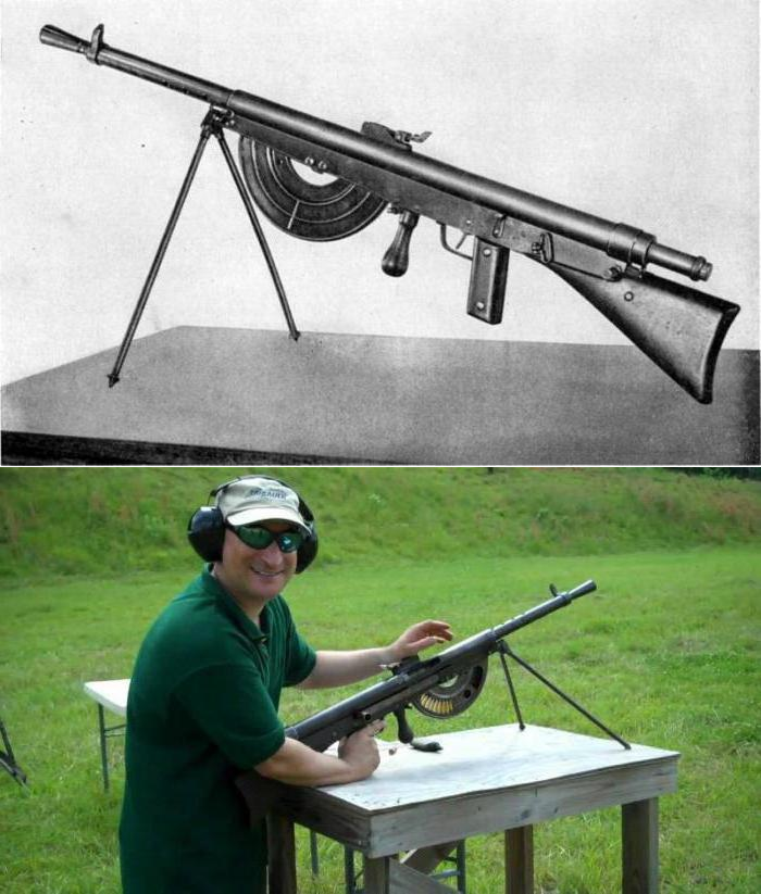 Пулемёт шоша — википедия с видео // wiki 2