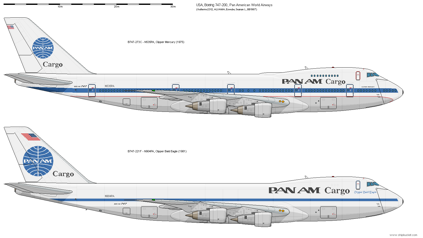 Boeing 747 — база знаний