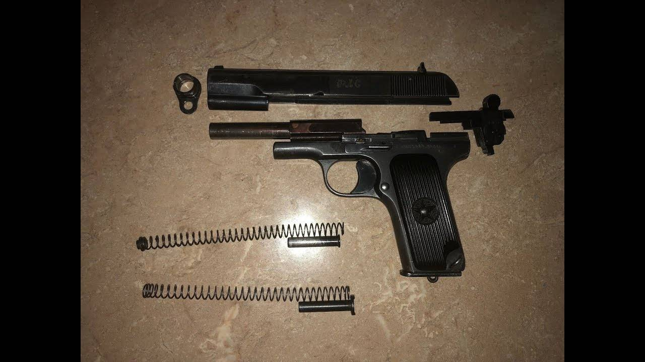 Травматический пистолет Лидер ТТ для надёжной самообороны
