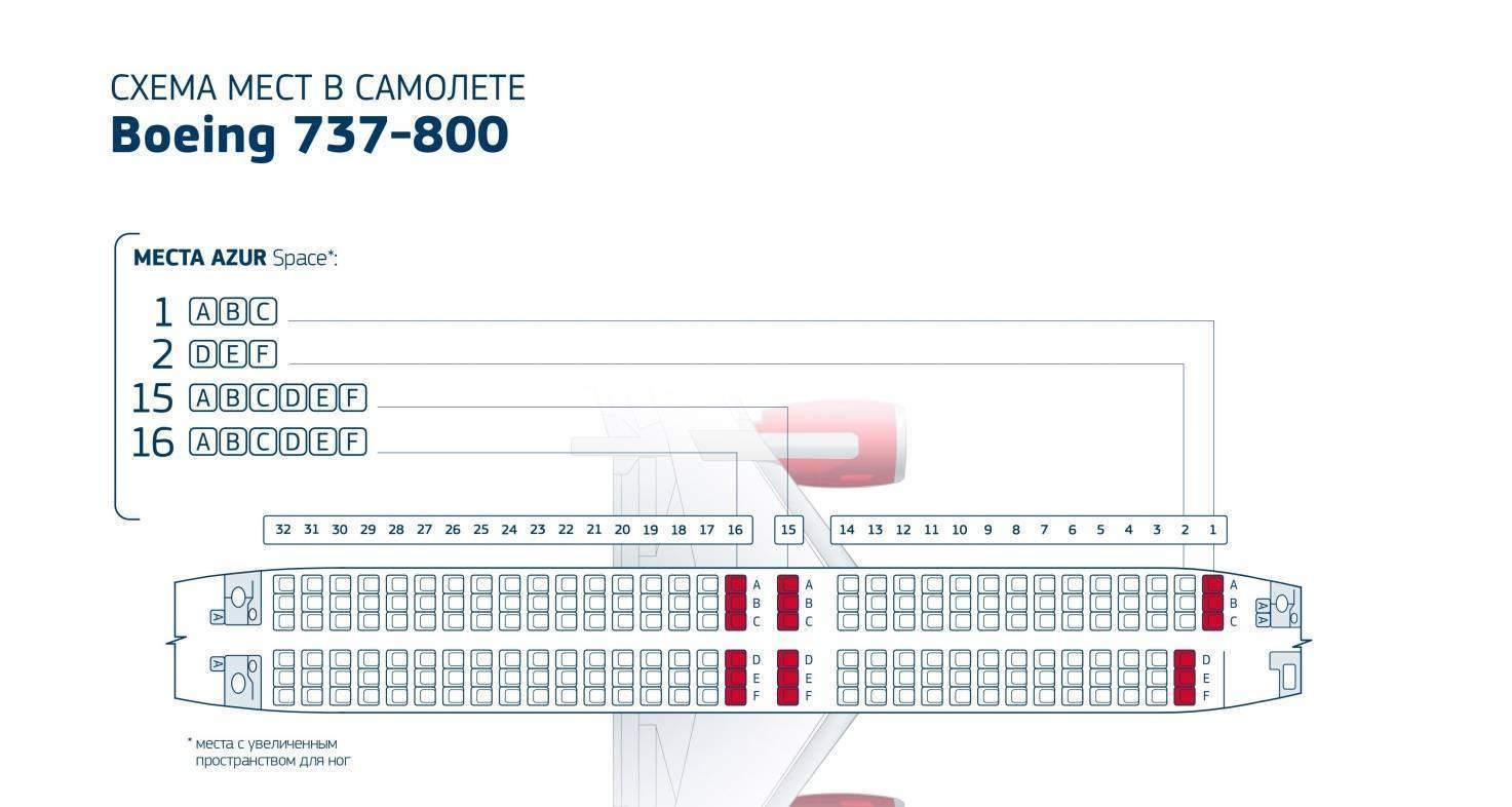 Boeing 767–300: схема салона, как выбрать лучшие места