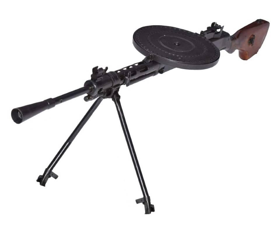 Пулемет дегтярева рпд ттх. фото. видео. размеры. скорострельность. скорость пули. прицельная дальность. вес