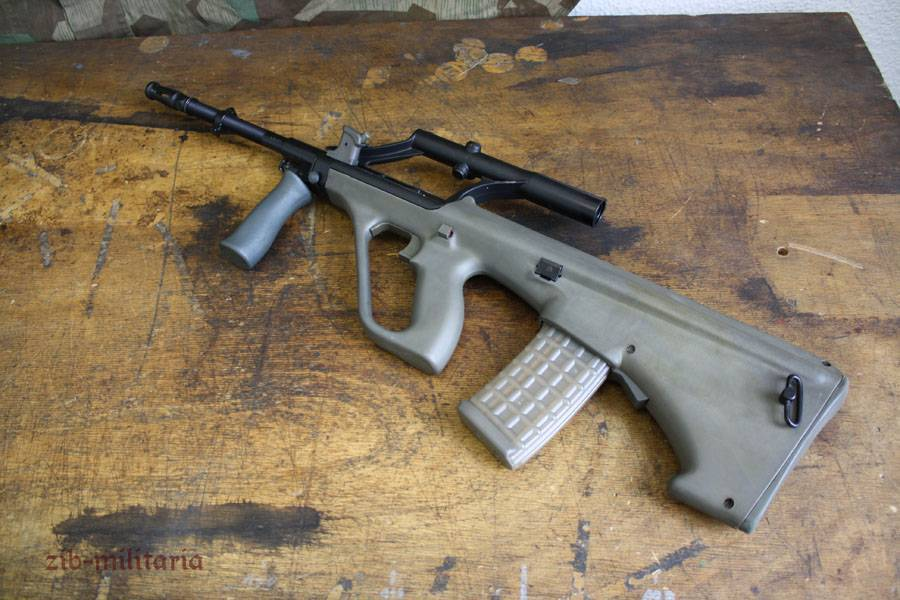 Штурмовая винтовка Steyr AUG Carbine