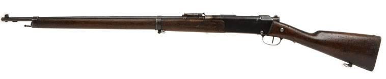Винтовка lebel modele 1886 — характеристики, фото, ттх