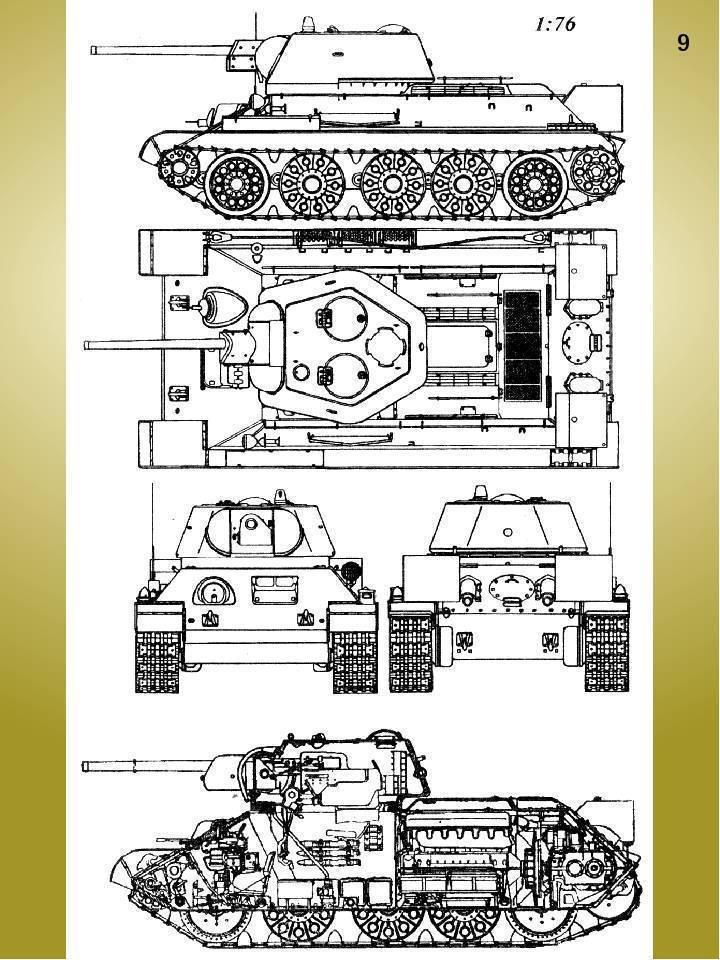 Т-34-85/история