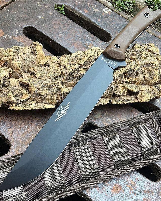 Нож мачете