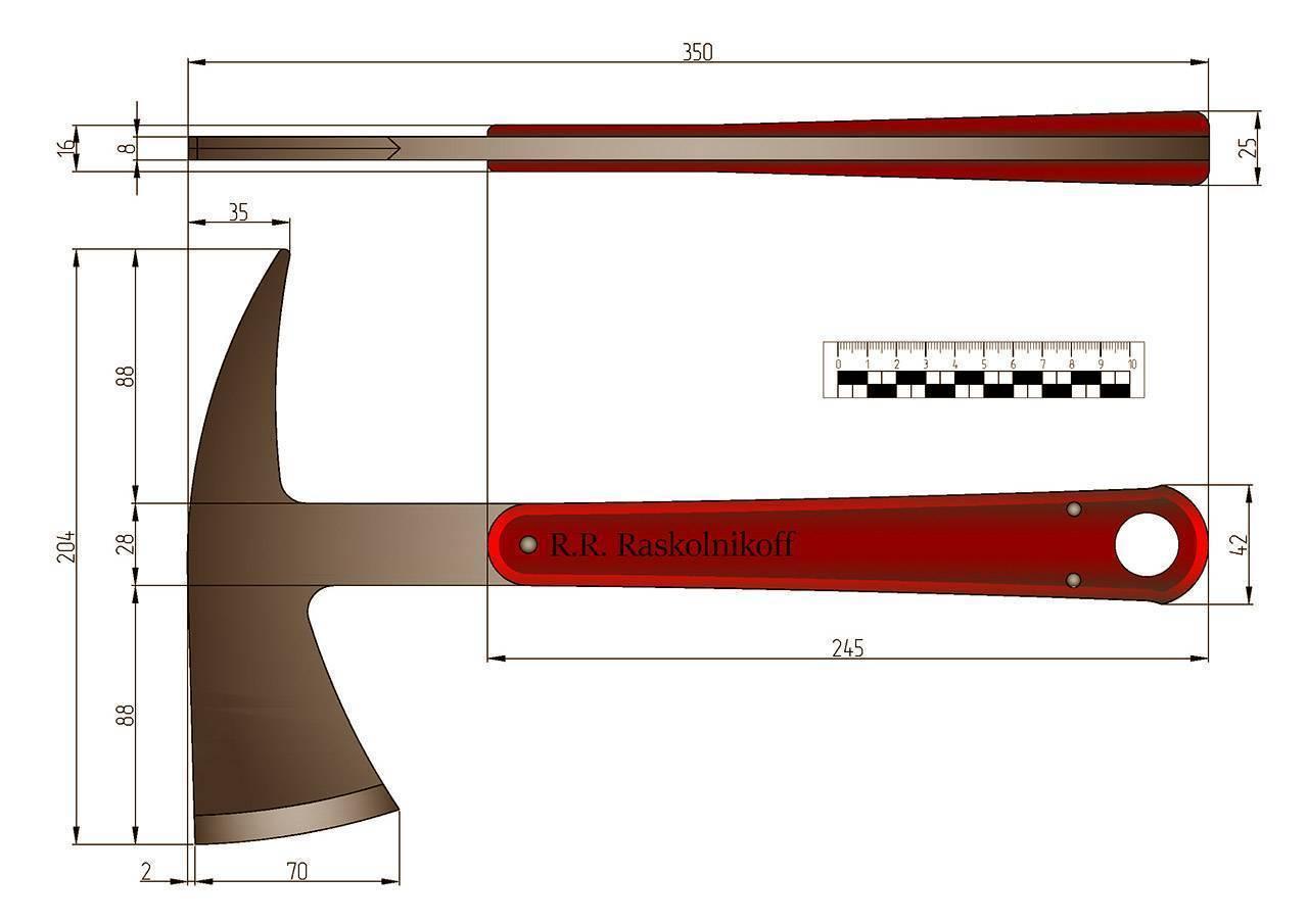 Изготовление томагавков. боевой топор томагавк: от истории к современности как сделать своими руками метательный топор томагавк