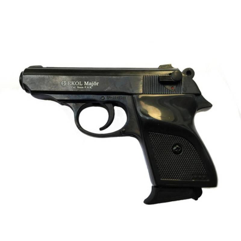 8 самых мощных пневматических пистолетов доступных без лицензии