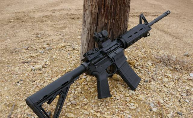 Ar-15 тип винтовки - ar-15 style rifle - qwe.wiki
