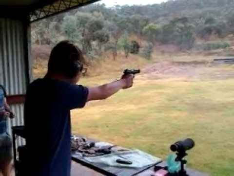 Пистолет Norinco NZ 75