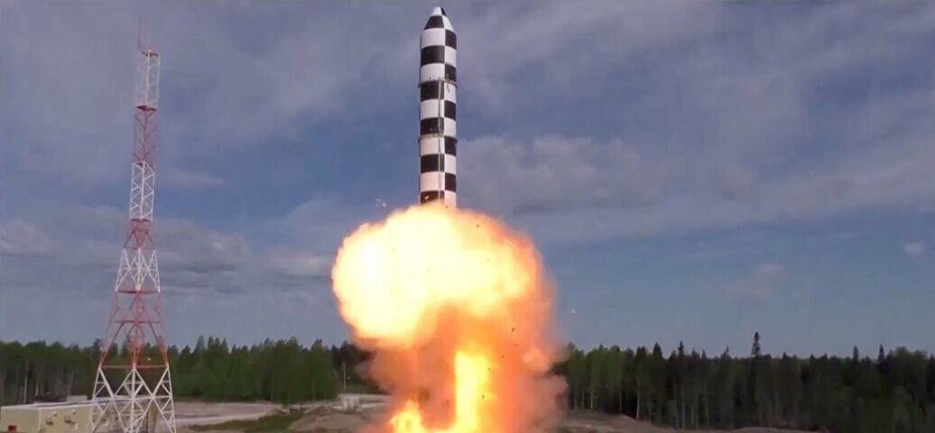 Весомый аргумент: как россия будет вводить в строй ракеты «сармат»