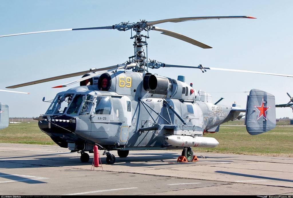 Транспортно-боевой вертолет ка-29 | армии и солдаты. военная энциклопедия