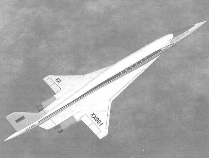 Легендарный ту-144 встал на «вечную стоянку» - aex.ru