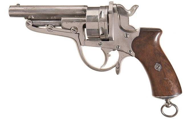 Револьвер Galand M1868