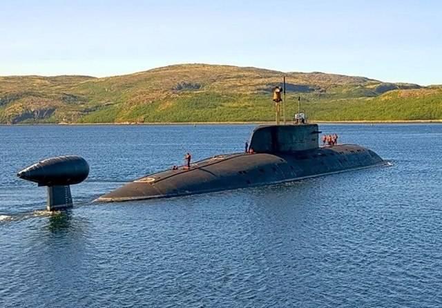 Подводные лодки проекта 941 «акула» — самые большие в мире