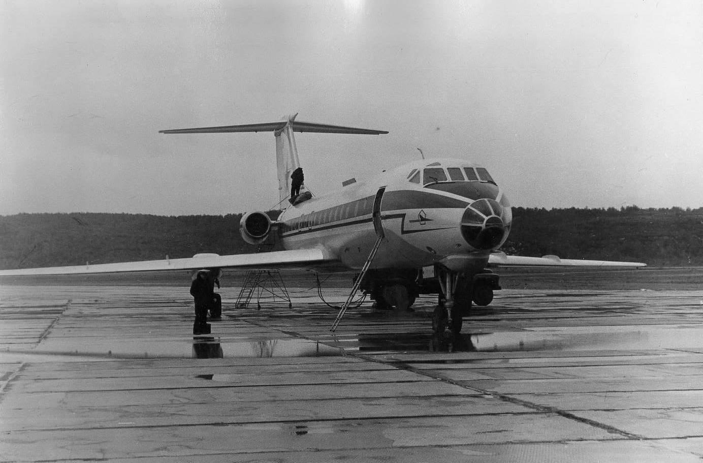 Туполев ту-134 — обзор самолета, схема салона