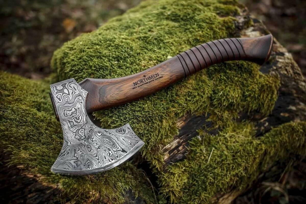Славянские топоры сделать самому. боевой топор – спутник человека в мире оружия. материал для рукояти