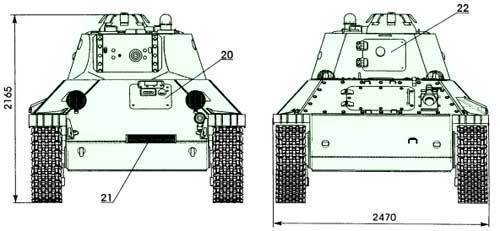 Т -70 (танк): история. технические характеристики, описание, фото танка