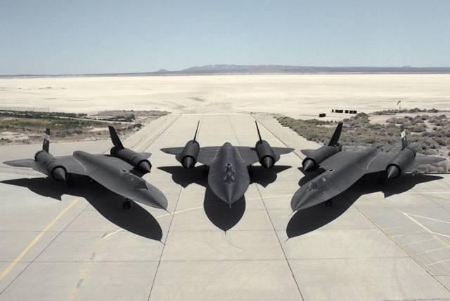 Lockheed sr-71 blackbird википедия