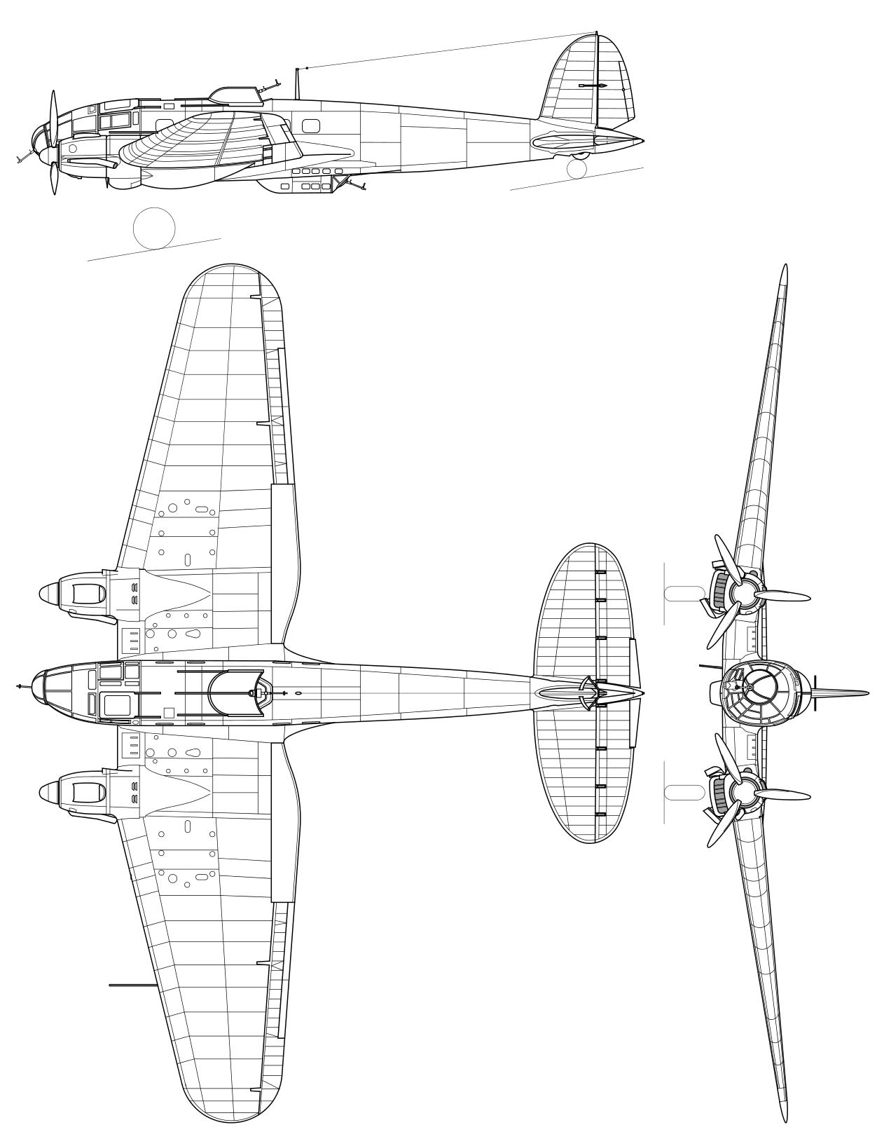 Хейнкель he-111 | военный альбом
