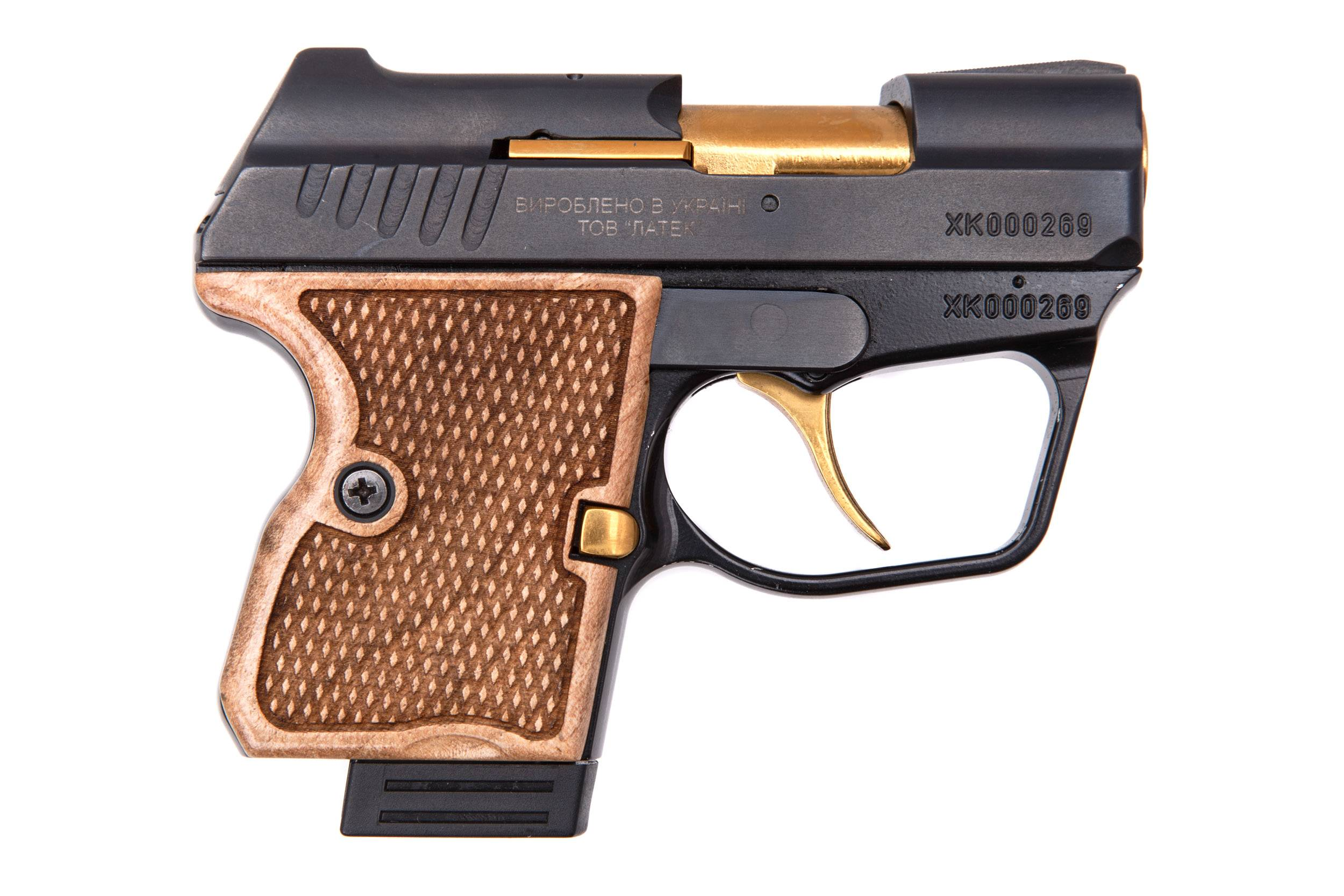 Всё о травматическом пистолете mauser hsc: история, габариты и конструкция