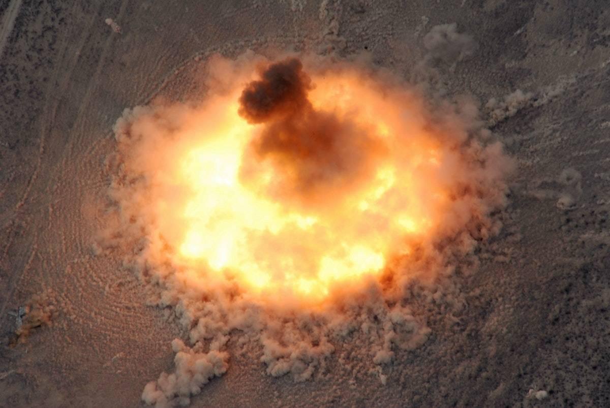 Вакуумная бомба: правда и вымысел. вакуумная бомба – сильнейшее неядерное оружие страны
