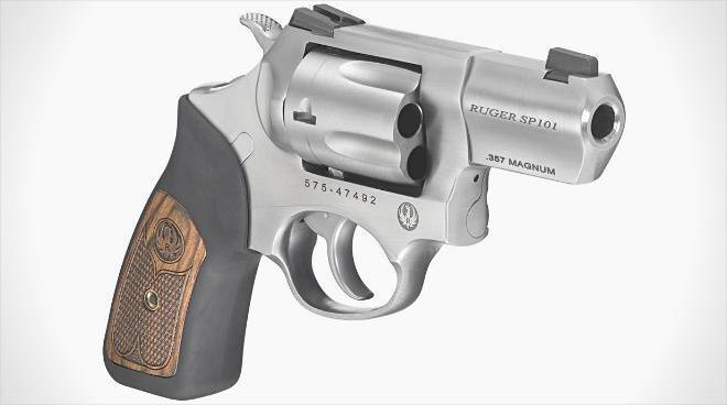 [review] ruger sp101: the tank-like snubby