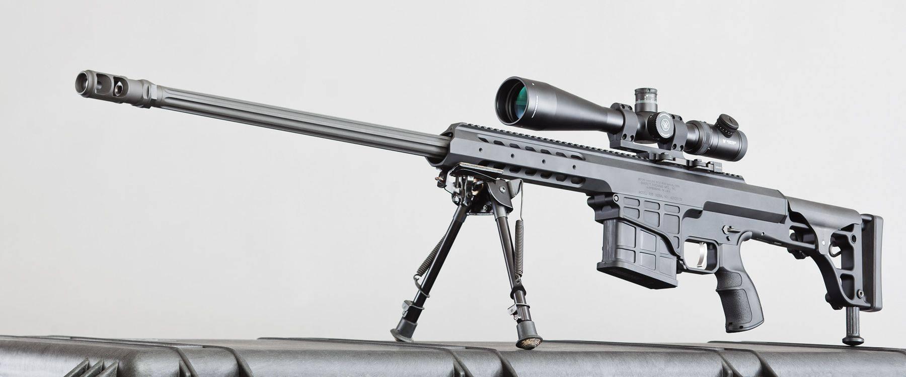 Снайперская винтовка barrett 98b