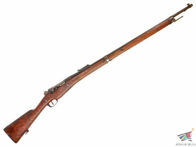 Бертье винтовка - berthier rifle