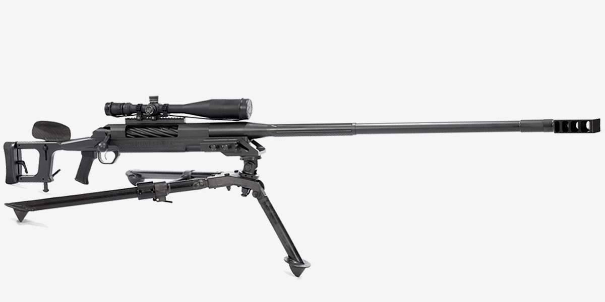 Крупнокалиберная снайперская винтовка vidhwansak