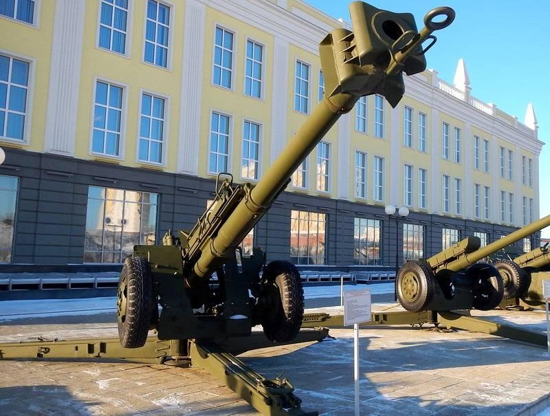152-мм гаубица «пат-б» — википедия переиздание // wiki 2