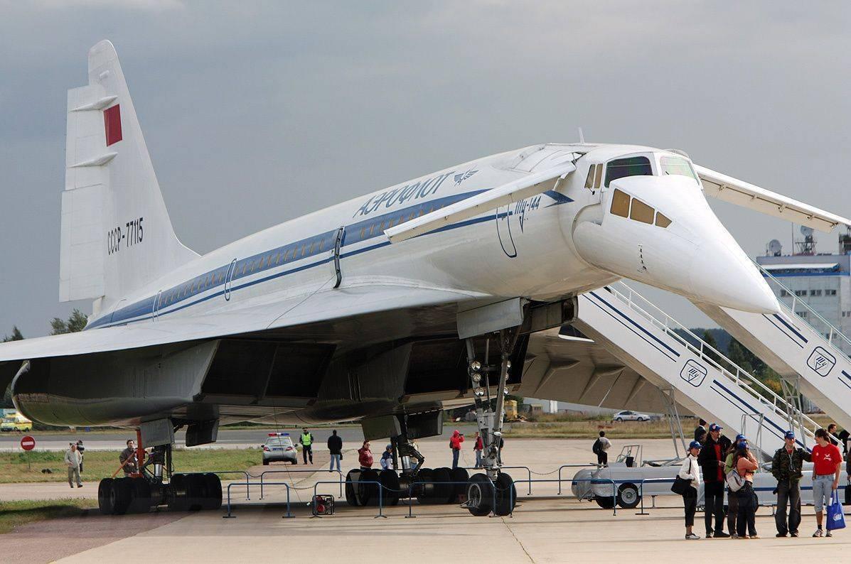 Ту-144 («004»)