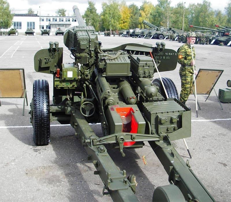100-мм противотанковая пушка мт-12