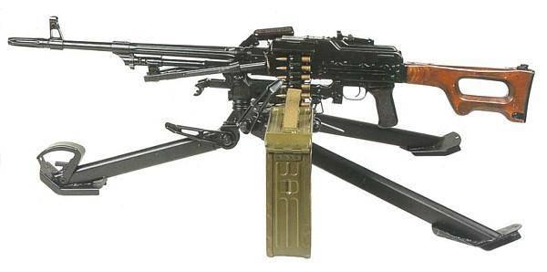 """Ручной пулемет """"печенег"""" модернизированный. """"печенег"""" (пулемет): характеристики"""