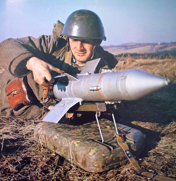 Противотанковый ракетный комплекс малютка — викивоины — энциклопедия о военной истории