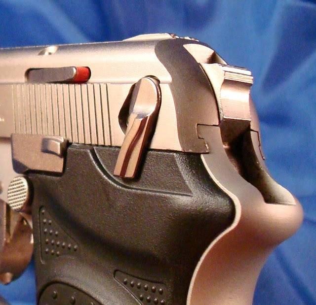 Bersa thunder 380 concealed carry пистолет — характеристики, фото, ттх