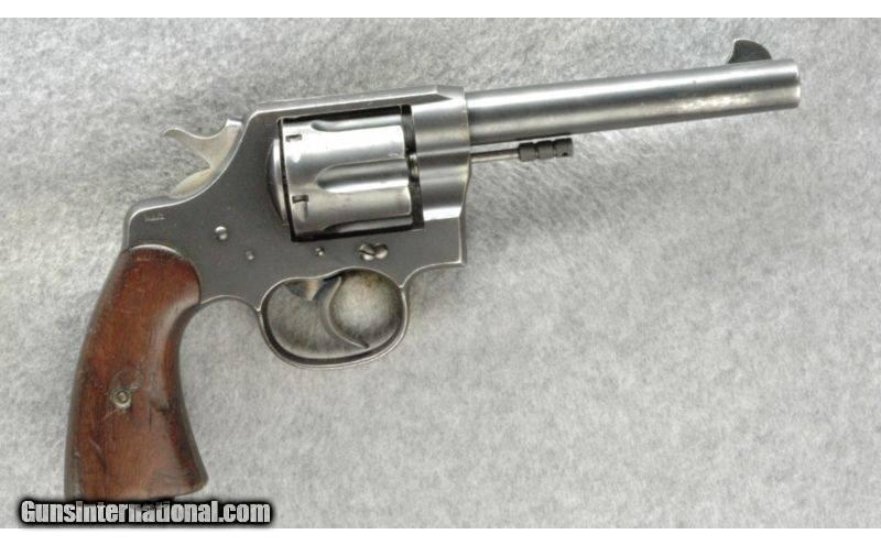 Colt model 1909 - wikipediam.org