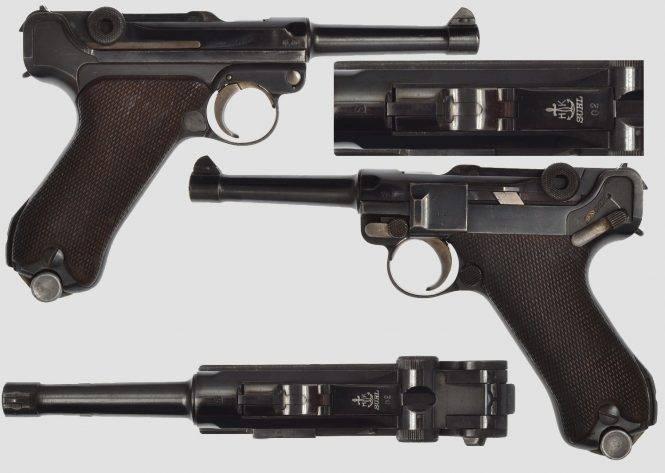 Артиллерийский парабеллум — что это такое?