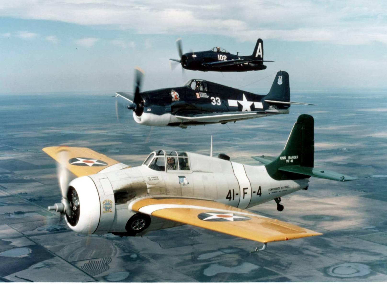 Противолодочный самолёт grumman s2 tracker палубной авиации сша